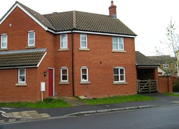 Thumbnail 3 bed semi-detached house to rent in Hallyard Drive, Bridgwater