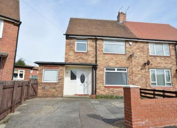 Thumbnail 3 bed semi-detached house for sale in Rosehill Way, Newcastle Upon Tyne