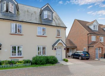 Thumbnail 4 bed semi-detached house for sale in Farm Close, Ware