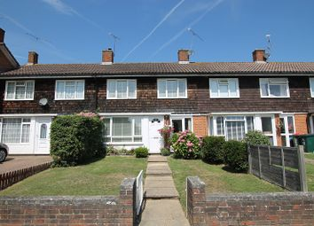 Thumbnail 3 bed terraced house for sale in Drake Road, Crawley, West Sussex.