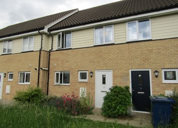 Thumbnail 3 bed terraced house to rent in Treeway, Chatteris