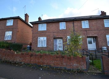 Thumbnail 3 bed semi-detached house for sale in Cranford Road, Kingsthorpe, Northampton