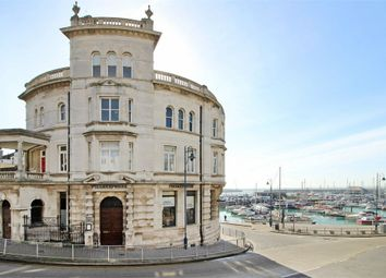 Thumbnail 3 bed flat for sale in 52 Harbour Parade, Ramsgate