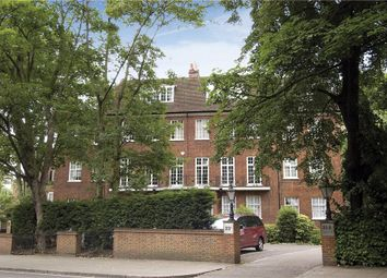 Thumbnail 3 bed flat to rent in The Hall, 23A Grove End Road, St Johns Wood, London