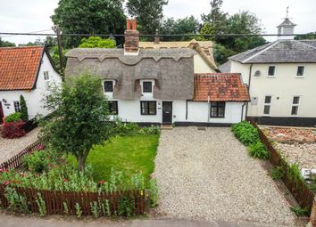 3 bed detached house for sale in The Street, North Lopham, Norfolk IP22