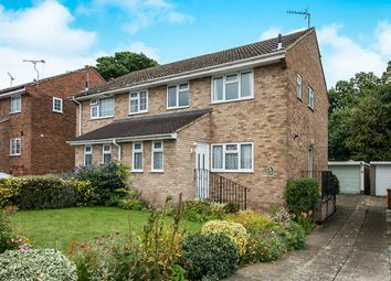 Thumbnail 3 bed semi-detached house to rent in Alkham Road, Maidstone