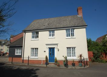 Thumbnail 4 bed detached house for sale in Warren Lingley Way, Tiptree, Colchester