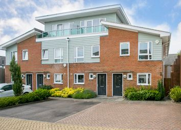 Thumbnail 2 bed end terrace house for sale in St. Johns Close, Tunbridge Wells
