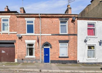 Thumbnail 2 bedroom terraced house for sale in Camden Street, Derby