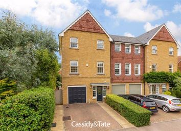 Thumbnail 4 bed semi-detached house for sale in Ellis Fields, St Albans, Hertfordshire