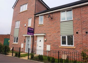 Thumbnail 3 bed terraced house for sale in Hillmorton Road, Coventry