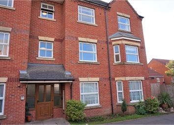 Thumbnail 2 bedroom flat for sale in Flannagan Way, Coalville