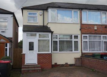 Thumbnail 3 bed end terrace house for sale in Birmingham Road, Water Orton, Birmingham