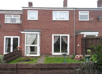 Thumbnail 3 bed terraced house to rent in Stonecross, Ashington