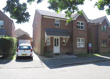 Thumbnail 3 bed detached house for sale in Bader Close, King's Lynn