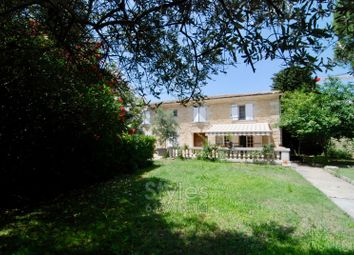 Thumbnail 3 bed property for sale in Uzes, Occitanie, 30700, France