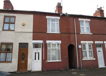 Thumbnail 3 bed terraced house to rent in Alfred Street, Loughborough