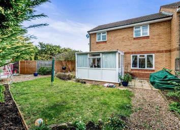 Thumbnail 3 bed terraced house for sale in Heather Gardens, Bedford, Bedfordshire, .