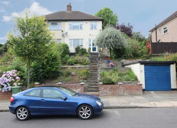 Thumbnail 3 bed semi-detached house for sale in Midhurst Hill, Bexleyheath