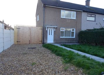 Thumbnail 2 bed semi-detached house for sale in Hughes Avenue, Whiston, Prescot