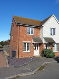 Thumbnail 2 bed semi-detached house to rent in Barnes Way, Reculver, Herne Bay