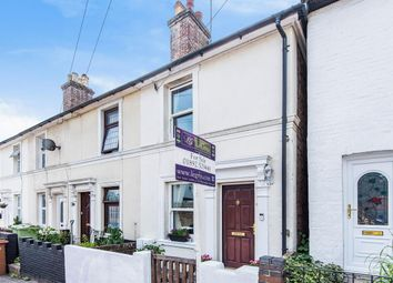 Thumbnail 2 bed end terrace house for sale in Taylor Street, Southborough, Tunbridge Wells