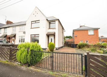 Thumbnail 3 bed property to rent in South View, Meadowfield, Durham