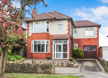 Thumbnail 4 bed detached house for sale in Knowsley Road, Macclesfield