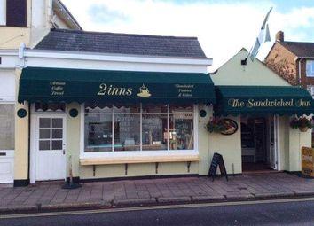 Thumbnail Leisure/hospitality for sale in Exeter, Devon