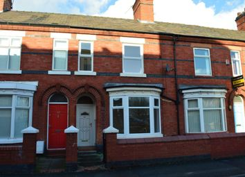 Thumbnail 3 bed terraced house to rent in Earle Street, Crewe
