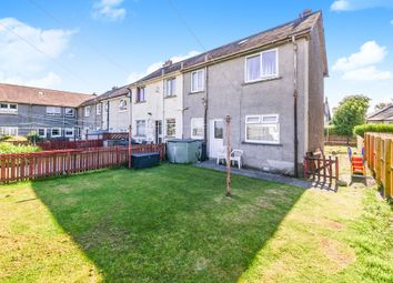 Thumbnail 2 bed end terrace house for sale in Braehead Road, Paisley