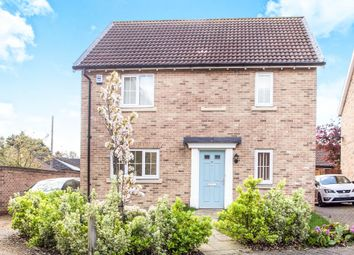 Thumbnail 3 bedroom detached house for sale in Admiral Wilson Way, Swaffham