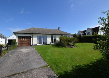 Thumbnail 3 bedroom detached bungalow for sale in Spring Road, Wembury Point, Plymouth