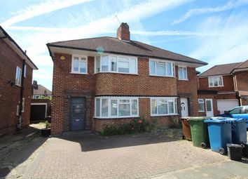 Thumbnail 3 bed semi-detached house to rent in Wychwood Close, Canons Park, Edgware