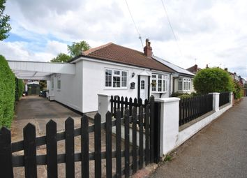 Thumbnail 3 bedroom semi-detached bungalow for sale in Sunnyside, Edenthorpe, Doncaster