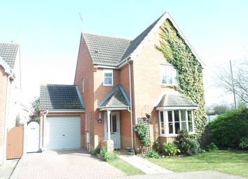 Thumbnail 3 bedroom detached house for sale in Johnson Way, Lowestoft