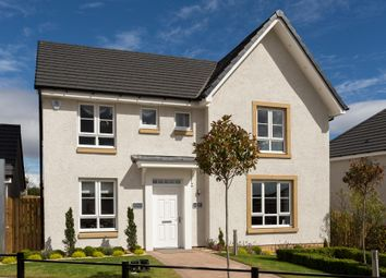 "Thumbnail 4 bedroom detached house for sale in ""Balmoral"" at Drip Road, Stirling"