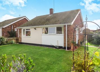 Thumbnail 2 bed detached bungalow for sale in Rowan Road, Martham, Great Yarmouth