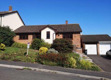Thumbnail 3 bed detached bungalow for sale in Newbery Close, Colyton, Devon
