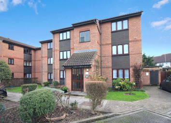 Thumbnail 1 bed flat for sale in Harewood Terrace, Norwood Green