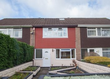 Thumbnail 3 bed terraced house for sale in Chelson Gardens, Plymouth