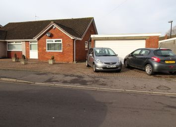 Thumbnail 3 bed semi-detached bungalow for sale in Allerton Road, Whitchurch, Bristol