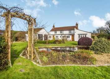 4 bed detached house for sale in Lessingham, Norwich, Norfolk NR12