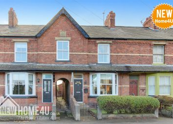 Thumbnail 3 bed terraced house for sale in Chester Road, Oakenholt, Flint