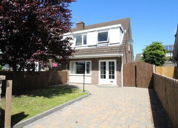 Thumbnail 3 bed semi-detached house for sale in Windermere Road, Carrickfergus