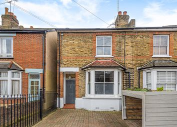 Thumbnail 3 bedroom end terrace house to rent in Richmond Park Road, Kingston Upon Thames