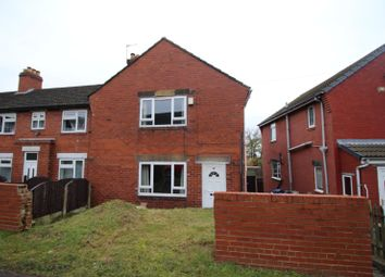 3 bed end terrace house for sale in Manor Crescent, Grimethorpe, Barnsley, South Yorkshire S72