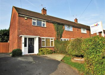 Thumbnail 2 bed end terrace house for sale in Ashampstead Road, Southcote, Reading