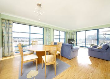 Thumbnail 3 bed flat for sale in Mauretania Building, 4 Jardine Road, London