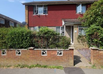 Thumbnail 4 bed semi-detached house for sale in Eastry Close, Ashford
